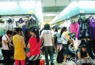 服装进货(中国五大服装批发市场排名)