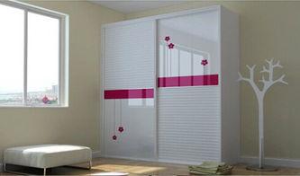 卧室玻璃衣柜门好吗