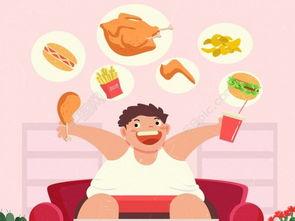 客厅胖子美食吃货ai矢量素材下载矢量图免费下载 ai格式 编号28268103 千图网