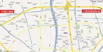同一条路多花5000元 中国铁建国际城PK华盛达阅城