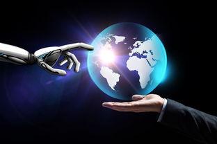 数千年后人工智能将统治世界,人类以精神体的形态进化成神