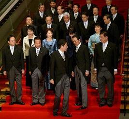 日媒指出,安倍新内阁面临内外诸多课题,前路并不平坦.