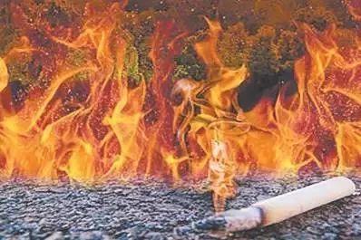 烟头中心温度可达多少度(烟头温度是多少i?)