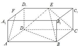 已知一个四棱锥P ABCD的三视图 正视图与侧视图为直角三角形.俯视图是带有一条对角形的正方形 如下.E是侧棱PC上的动点. 1 求四棱锥P ABCD的体积, 2 是否不论点E