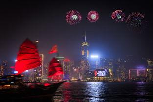 香港夜景最佳观赏地