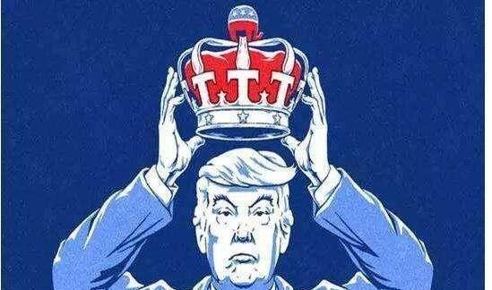 妥妥的美国老赖特朗普不承诺和平交接权力,他输不起