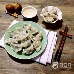 菠菜豆腐饺子做法大全