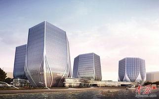 郑州航空港实验区首个城市地标性建筑动工总投资16亿