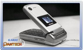 云南IT第一站 小熊在线云南站 www.it007.com www.YnBear.com 女性专用 Pantech G3800手机