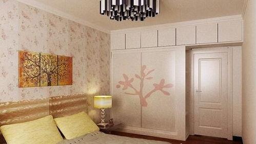 卧室床头颜色和衣柜颜色搭配