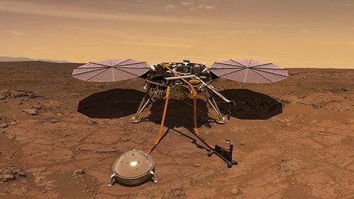 nasa火星探测器洞察号