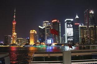 上海 外滩 夜景