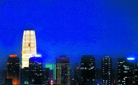 建区十年郑东新区人口过百万