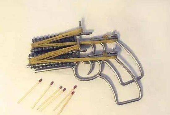 枪的发明人