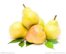 库尔勒香梨的吃法