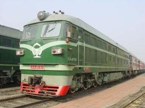 东风4型内燃机车 中国经典内燃机车