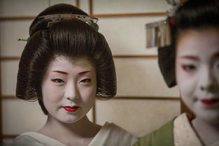摄影师揭秘现代日本艺妓真实生活