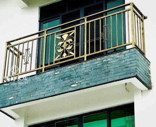 阳台护栏养花弊端
