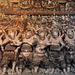 3700尊古泥塑 , 在陕西默默藏身500年,却震惊世界