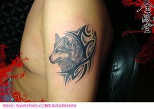 男人纹身图案 手臂上的刺青 十三