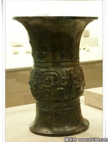 中国古代青铜容器名称和用途图解