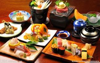 感恩节欧洲日式料理图片