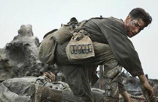 血战钢锯岭 一个医疗兵的战场生死实录