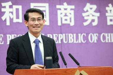 沈丹阳中国仍是贸易保护主义最大受害国