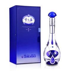 梦之蓝多少钱一瓶m3(洋河蓝色经典梦之蓝多少钱一瓶,最好是超市价)