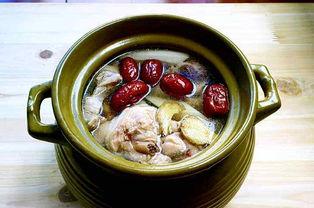 蘑菇山药炖鸡汤的做法大全家常做法