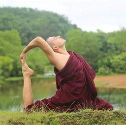 瑜伽与读书的结合