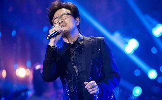 汪峰歌手首秀无处安放献给亲爱的人