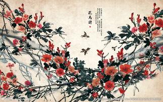 关于花鸟有关的诗句