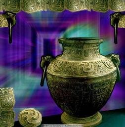青铜器的造假技术日臻完善。