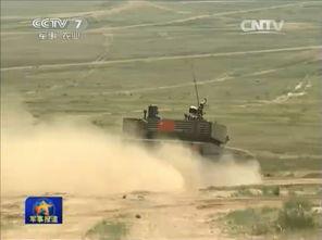 疑似99大改坦克出战上合军演