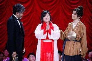 贾玲《欢乐喜剧人》舞台飙泪感谢