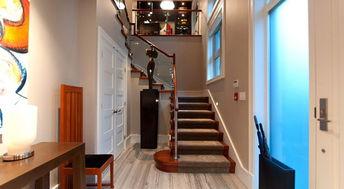 楼梯装修效果图 焕发惊喜的设计