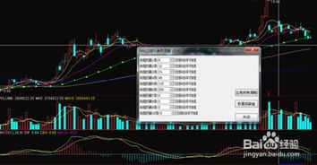 如何设定股票软件中的技术参数?