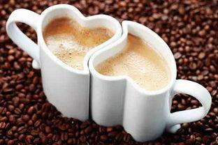 爱情,是一杯咖啡,一杯值得你喝一生的咖啡.