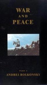 战争与和平 War Peace 前苏联版 上译经典 四部全