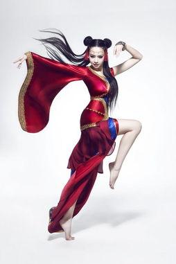 戚薇 仙侠 回归被奉 屌丝女神 美图曝光