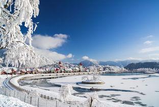 上周日,西岭雪山南国冰雪节上