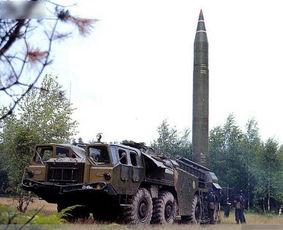 资料图朝鲜军队列装的飞毛腿导弹