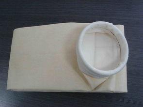 供应常温除尘袋 青岛丙纶PP针刺毡收尘器布袋 圆形除尘袋 集尘袋 质量1