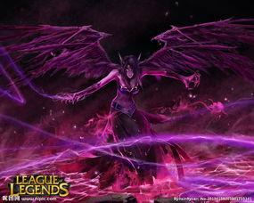 英雄联盟堕落天使图片
