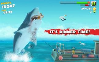 饥饿鲨鱼进化存档下载