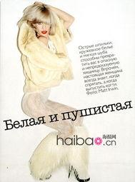 Natasa Vojnovic 惊艳视觉的50张时尚大片一次看过瘾 她的狂野洒脱让你望尘莫及