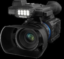 专业与安全兼具 松下专业摄像机HC PV100发布