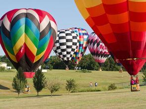 推荐地:墨尔本热气球