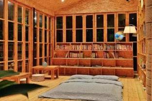 酒店民宿你可能住多了,不如试试睡在书店 咖啡馆 剧场里